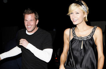 Paris Hilton- Doug Reinhardt-Mariage