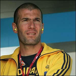 Zidane –Raymond Domenech