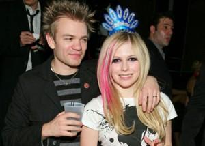 Avril Lavigne Deryck Whibley remettent le couvert