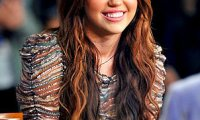 Miley Cyrus Good Morning America Photo