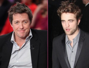 Robert Pattinson Hugh Grant