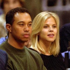 Tiger Woods Elin Nordegren sous tension
