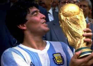 Maradona mordu chien hôpital