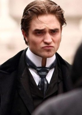 Robert Pattinson Bel-Ami- Photos