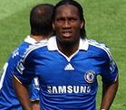Didier Drogba Nicolas Anelka