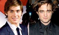 Zac Efron Robert Pattinson Courteney Cox