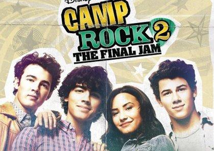 Jonas Brothers Demi Lovato album Camp Rock 2: The Jam final sorti