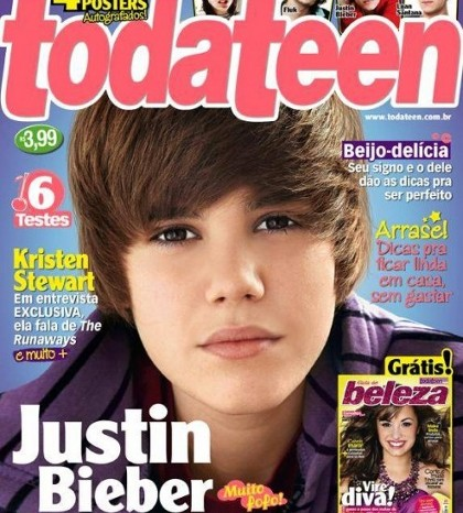 Justin Bieber Todateen Photo