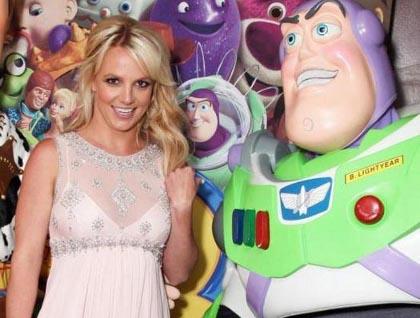 Britney Spears Disneyland Jayden James Sean Preston
