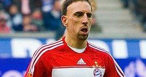 Franck Ribéry Thierry Roland