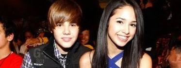 Justin Bieber Jasmine Villegas amis