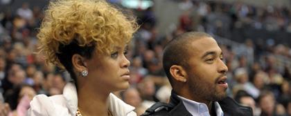 Rihanna Matt Kemp rupture