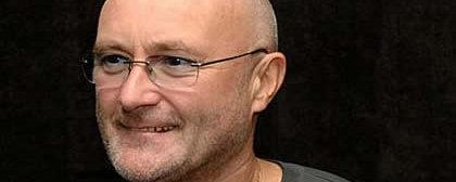 Phil Collins tendances suicidaires
