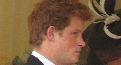 Le Prince Harry- Témoin du mariage du Prince William et Kate Middleton