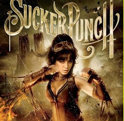 Vanessa Hudgens- Une fille hardcore pour Sucker Punch
