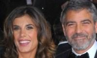 George Clooney et Elisabetta Canalis- C'est fini de leur couple