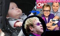Elton John- Découvrez une nouvelle photo de son fils Zachary