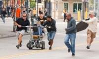 Taylor Lautner et Lily Collins photos de leur film Abduction