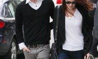 Twilight 4- Ashley Greene et Jackson Rathbone en couple- Preuve en photo