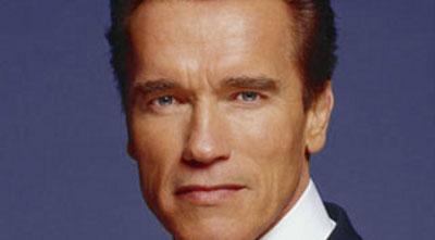 Gigi Goyette Arnold Schwarzenegger