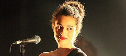 Camélia-Jordana sur grand écran