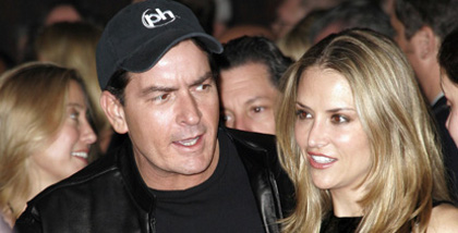 Charlie Sheen et Brooke Mueller remettent le couvert