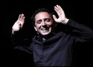 Gad Elmaleh parrain du Téléthon 2011