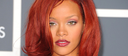 Rihanna égérie Armani