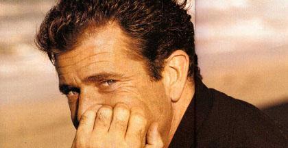 Mel Gibson garde partagée Lucia