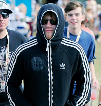 Rupert Grint V Festival