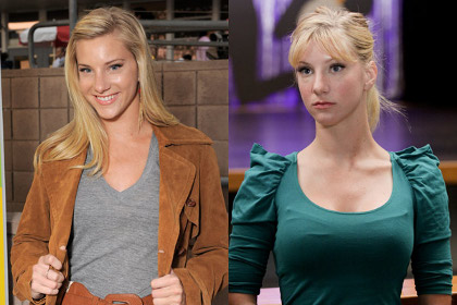 Heather Morris- ses implants mammaires