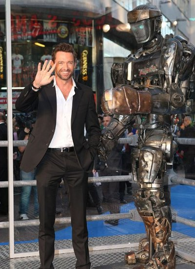 Hugh Jackman Real Steel
