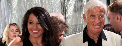 Barbara Gandolfi poursuites abandonnées compagne Belmondo