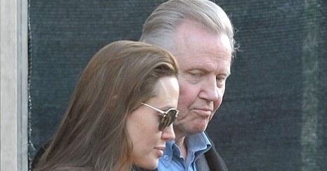 Jon Voight réconciliation Angelina Jolie