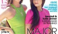 Kendall Jenner Kylie Jenner Teen Vogue