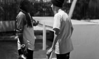 Justin Bieber Lil Wayne Skate Park de Miami