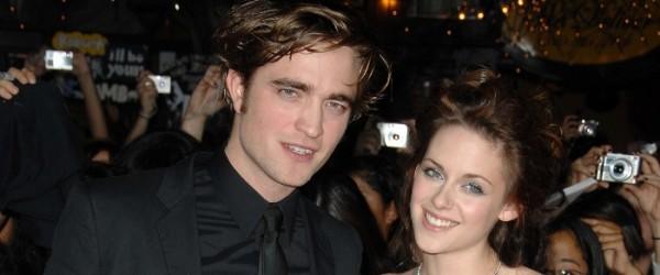 Kristen Stewart Robert Pattinson France