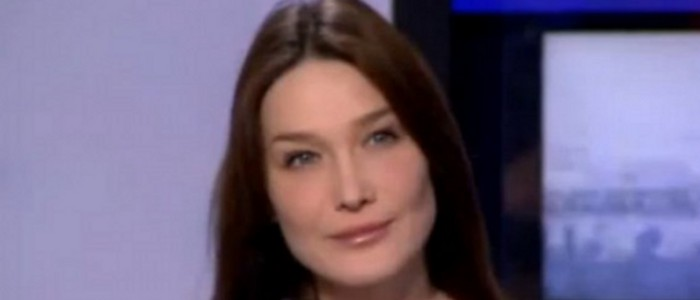 Carla Bruni-Sarkozy Nicolas magazine Gala