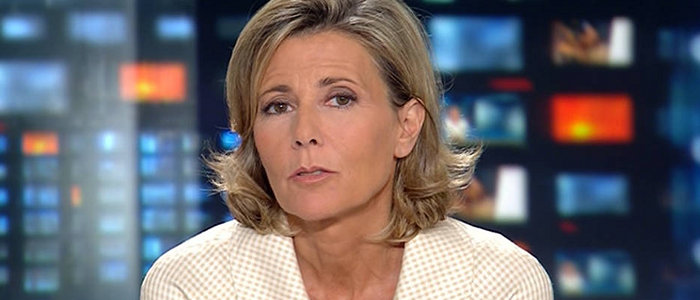 claire chazal face la rupture dans ici paris. Black Bedroom Furniture Sets. Home Design Ideas