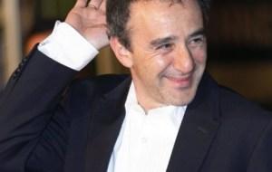 Elie Semoun salue par Cecile Duflot