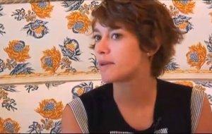 Emma de Caunes bisexuelle