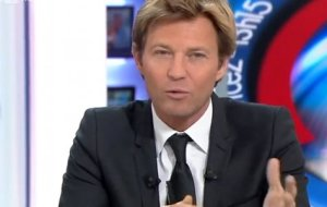 Laurent Delahousse-Eglantine Emeye