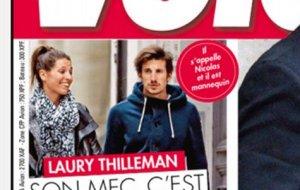Laury Thilleman en couple avec Nicolas Tesic