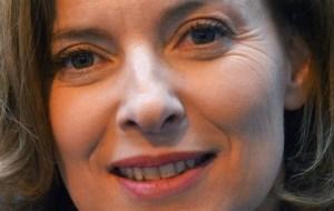 Marie Darrieussecq Valerie Trierweiler
