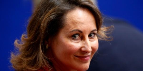 Segolene Royal rend visite Valerie Trierweiler