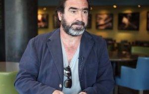 Eric Cantona inspire Shia LaBeouf