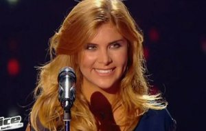 Aline Lahoud The Voice 3 Frederic Lerner