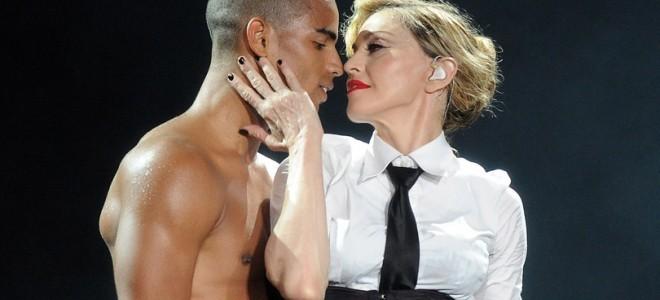 Brahim Zaibat bon dans rupture avec Madonna