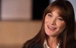 Carla Bruni hommage Nicolas Sarkozy chez Ellen DeGeneres