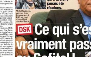 DSK Nafissatou Diallo au Sofitel